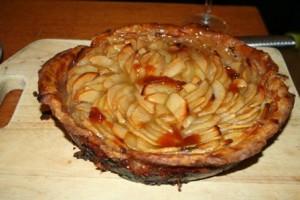 Designer Apple Pie