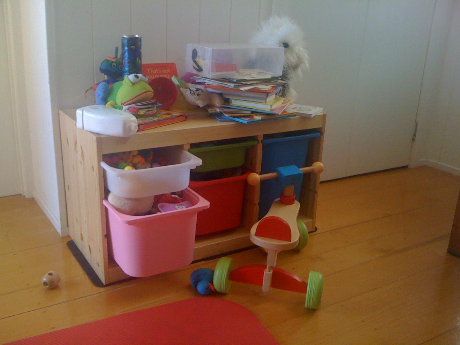 toy storage