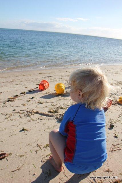 we all love the beach!